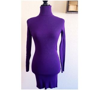 NIKIBIKI Turtleneck Sweater Dress